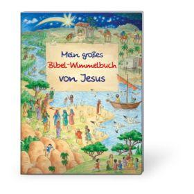Mein großes Bibel-Wimmelbuch von Jesus