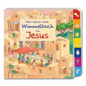 Mein kleines Bibel-Wimmelbuch von Jesus